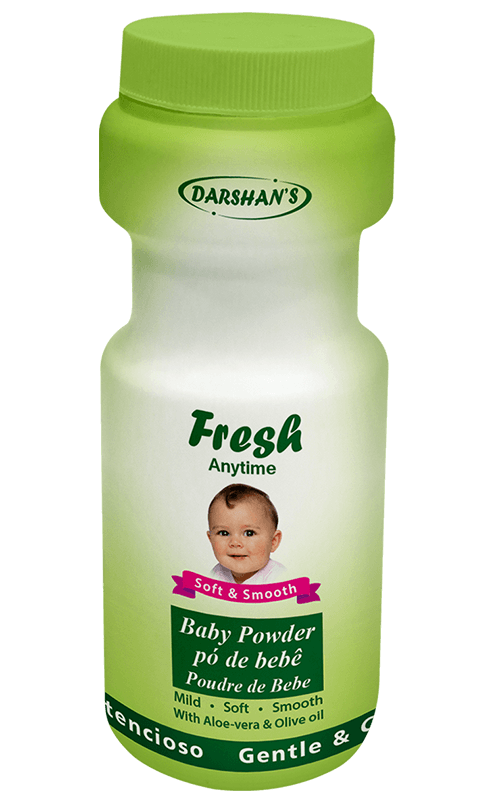 Baby Talc Powder