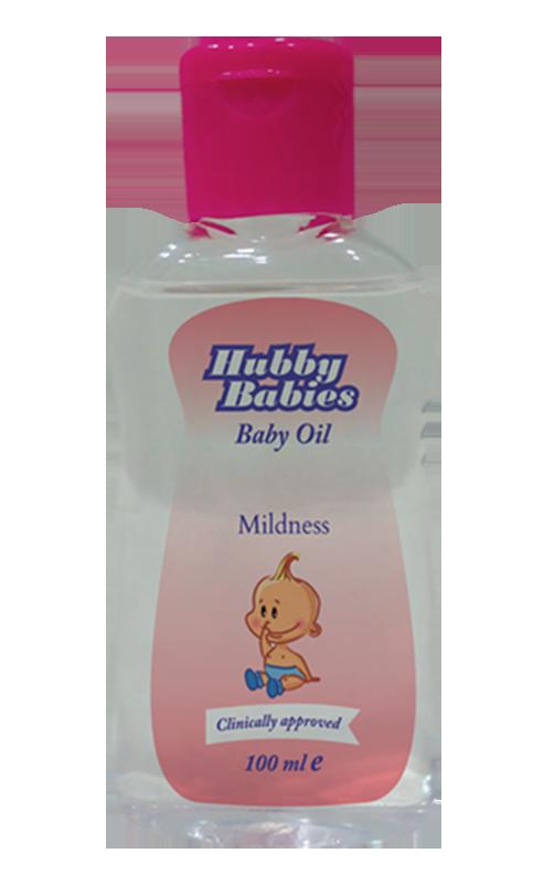 Mild Baby Oil