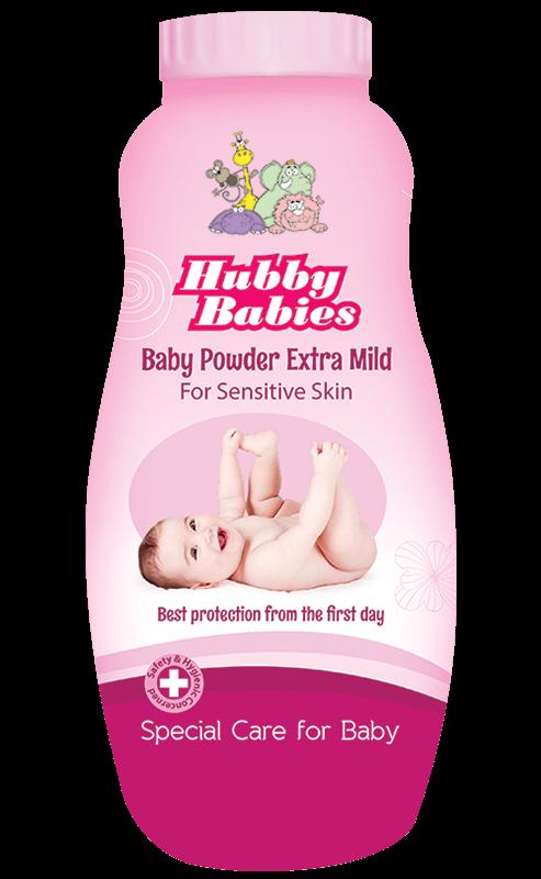Mild Baby Powder