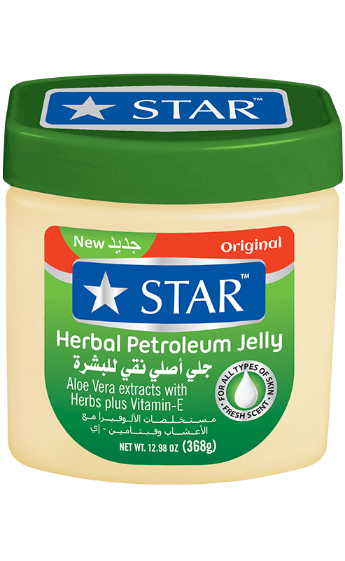 Herbal Petroleum Jelly