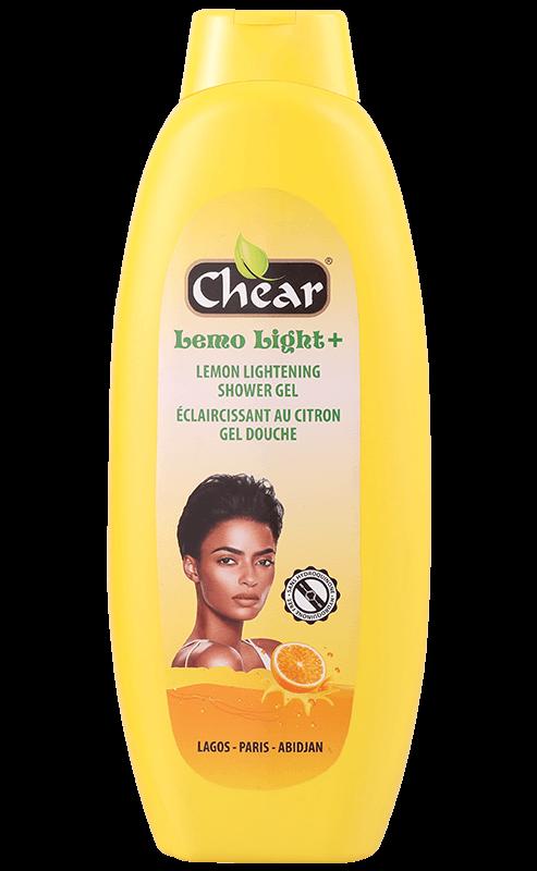 Lemon Lightening Shower Gel