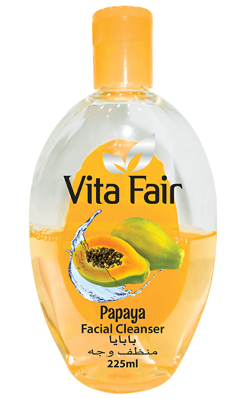 Papaya Facial Cleanser