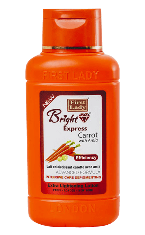 Carrot Lightening Lotion