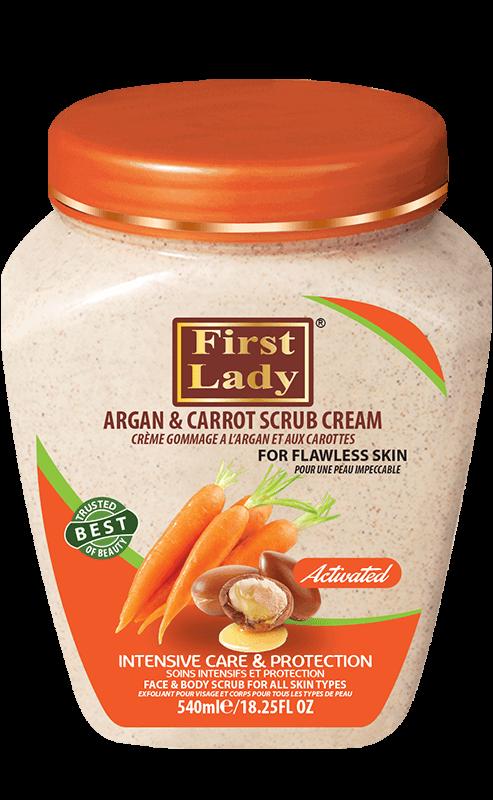 Argan & Carrot Scrub