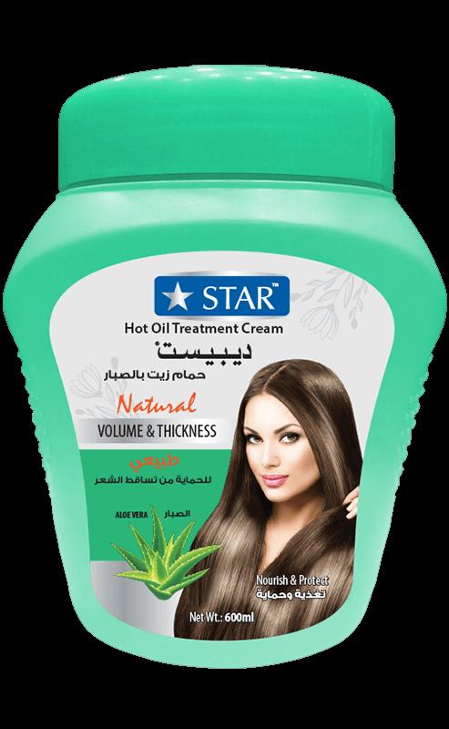 Hot Oil Nourishing Hair Cream
