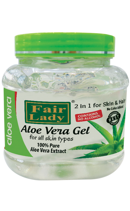 Aloe Vera Skin & Hair Gel